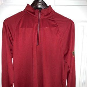 Greg Norman golf pullover size medium Play Dry